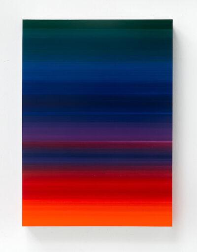 Thierry Feuz, 'Technicolor Stratus Omega (Riva)', 2019
