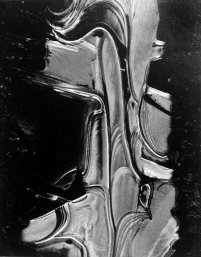 Brett Weston, 'Untitled ~ Ice', 1974