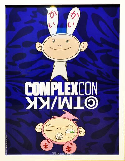 Takashi Murakami, 'Takashi Murakami x ComplexCon Kaikai Kiki Poster', 2016