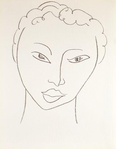 Henri Matisse, 'Dedicace', 1972