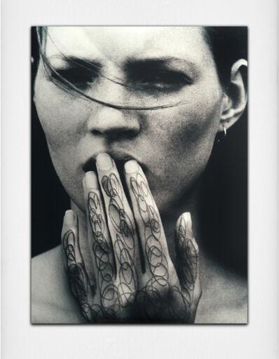 Daniele Buetti, 'Kate Moss (Looking for Love Series)', 1997