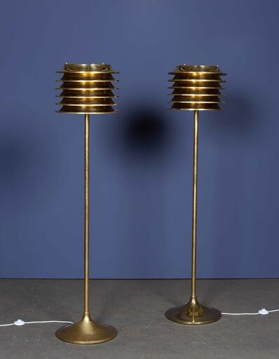 Kari Ruokonen, 'Pair of floor lamp', vers 1970
