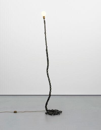 Franz West, 'Privat-Lampe des Künstlers II'