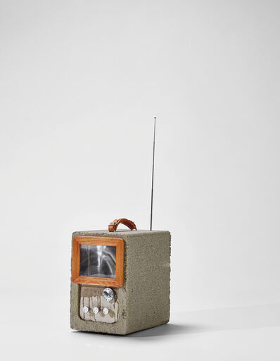 Edward and Nancy Reddin Kienholz, 'The Block Head', 1979/1981