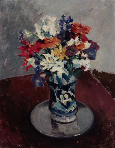 Marion Campbell Hawthorne, 'Study of Flowers', 1939
