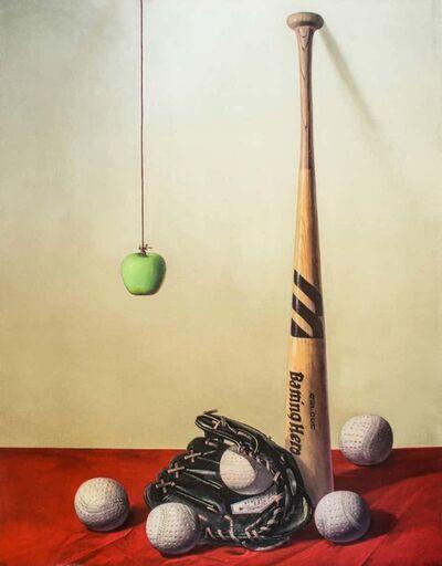 Zhang Wei Guang, 'Baseball', 2008
