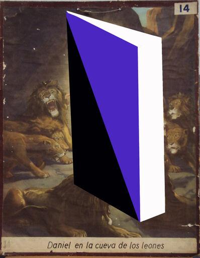 Jorge Cabieses, 'Daniel en la cueva de los leones, de la serie Transfiguraciones ', 2016