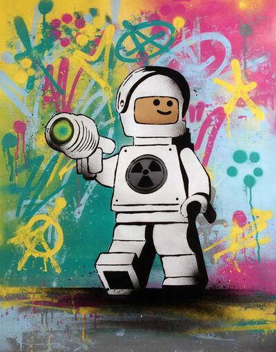 Ame72, 'Lego Meltdown ', 2017