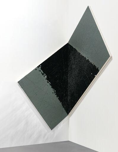 Jim Hodges, 'Untitled (Black Door I)', 2010