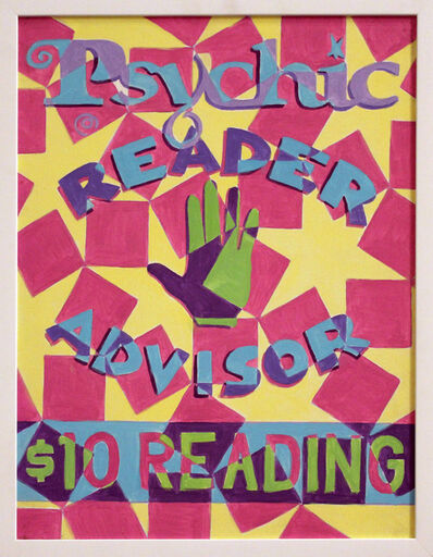 Gregg Gibbs, 'Psychic-dellic', ca. 1996