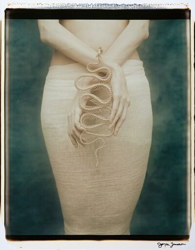 Joyce Tenneson, 'Suzanne with Snake', 1991