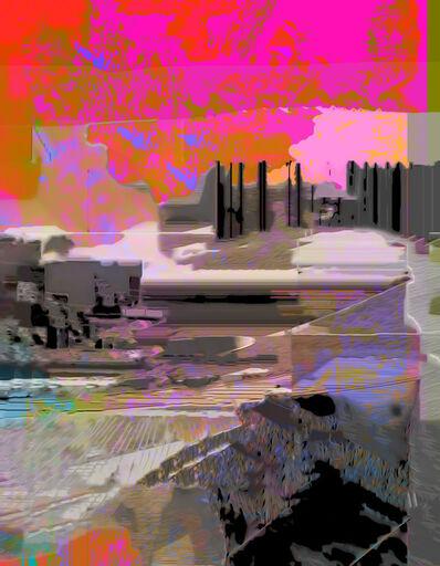 Raphael Brunk, '#965b65', 2021