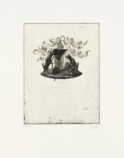 Wim Botha, 'Coat of Arms I'