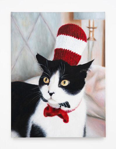 Daniel Handal, 'Cat in the Hat Kitty (Tuxedo)', 2015