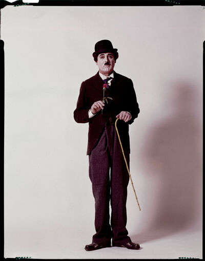 Bert Stern, 'Cary Grant as Charlie Chaplin, Time Magazine', 1963