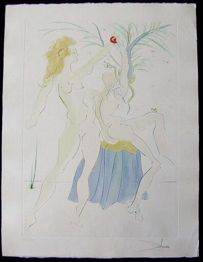 Salvador Dalí, 'Adam and Eve', 1975