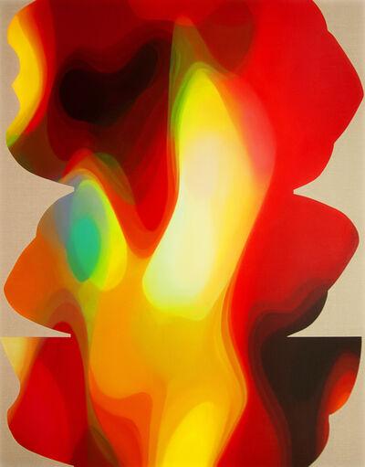 John Young, 'Spectrumfigure IV', 2017
