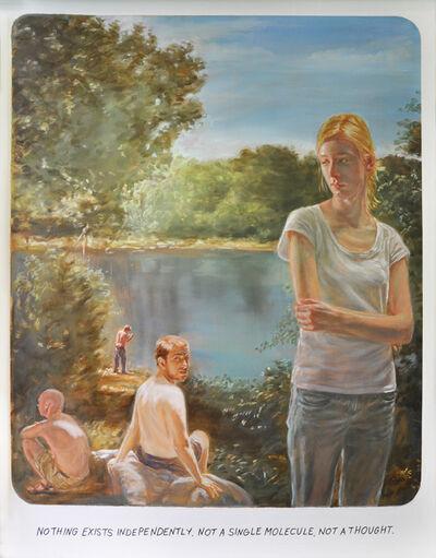 Muntean & Rosenblum, 'Untitled (Nothing exists independly...)', 2014