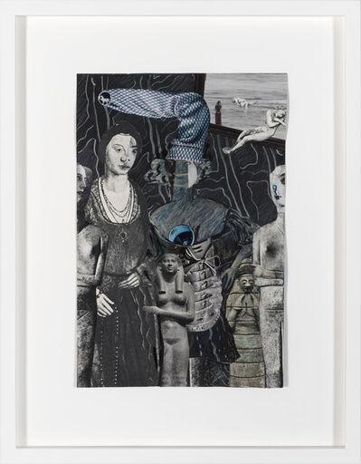 Gladys Nilsson, 'Girls', 2014
