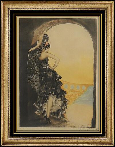 Louis Icart, 'Seville', 1900-1949