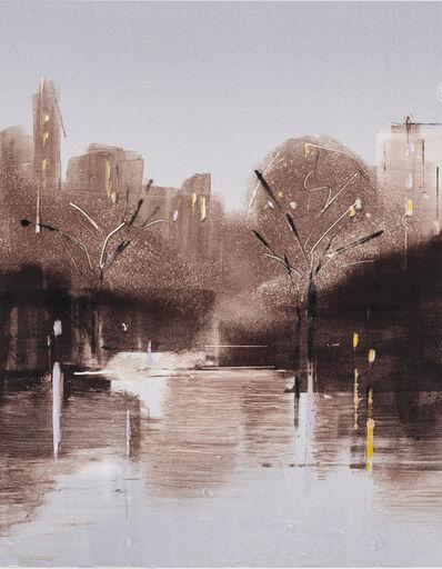 Lisa Breslow, 'Central Park Nocturne 4', 2018