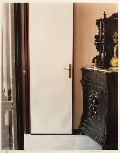 Vincenzo Castella, 'Interno', 1982
