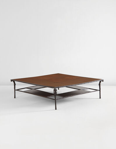 "Ingrid Donat, '""Grande table basse""', 2003"