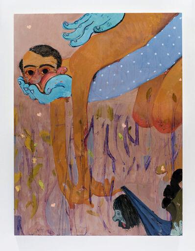 Sanya Kantarovsky, 'Hearts', 2017