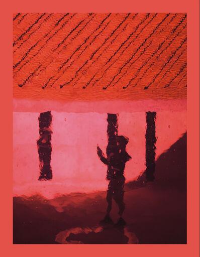 Max De Frost, 'YSL / Marrakech (Red)', 2019