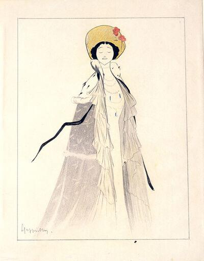 Leonetto Cappiello, 'La Cavalieri (Lina Cavalieri)', 1885-1942