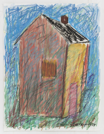 Beverly Buchanan, 'Street Shack', 1988