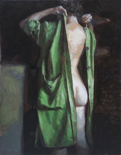 Rafel Bestard, 'Green Coat', 2020