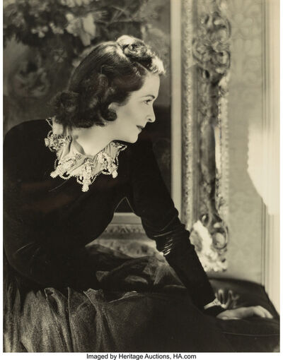 Adolf de Meyer, 'Gladys Lloyd Robinson', circa 1930