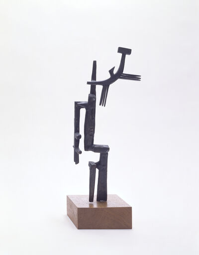 Julio González, 'Petite faucille (Femme debout) (Small Sickle [Woman Standing])', ca. 1937-cast after 1942