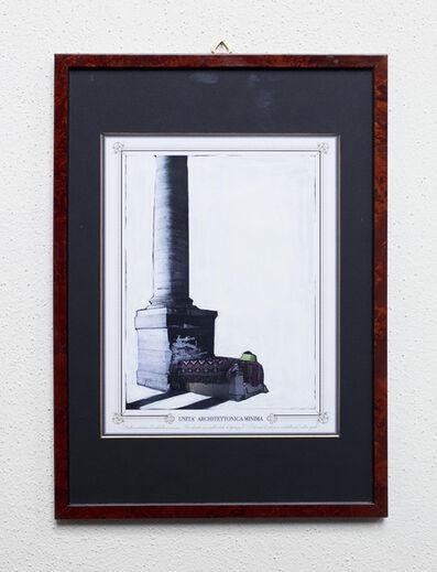 Eugenio Tibaldi, 'Architettura minima', 2017