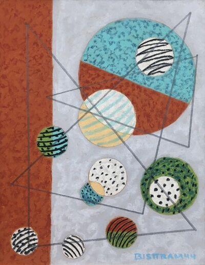 Emil Bisttram, 'Untitled (Abstraction)', 1944