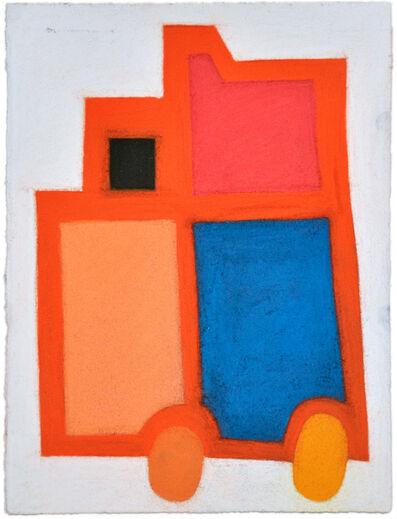 Julian Martin, 'Untitled (red truck)', 2015