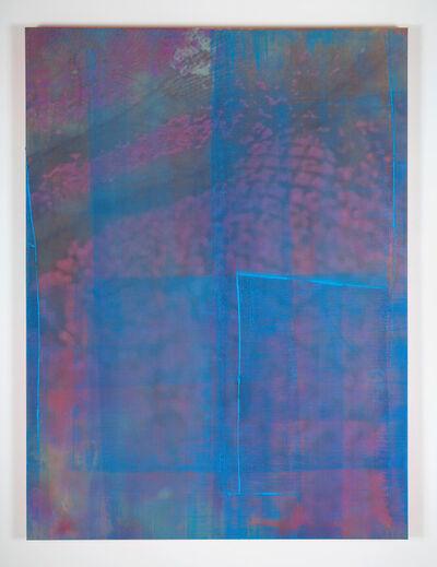 "Evan Nesbit, '""Manifold Painting (Palm Reading)"" ', 2018"