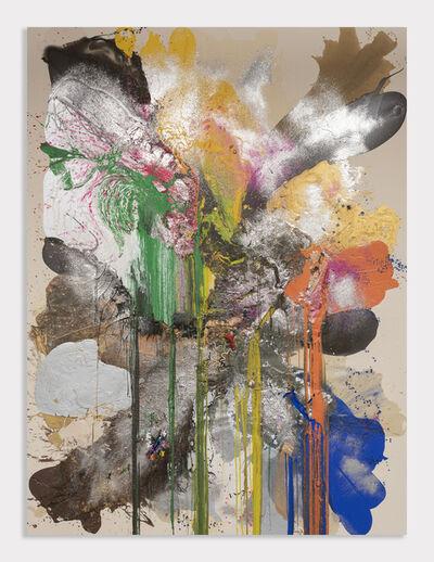 John M. Armleder, 'A sudden Storm', 2014