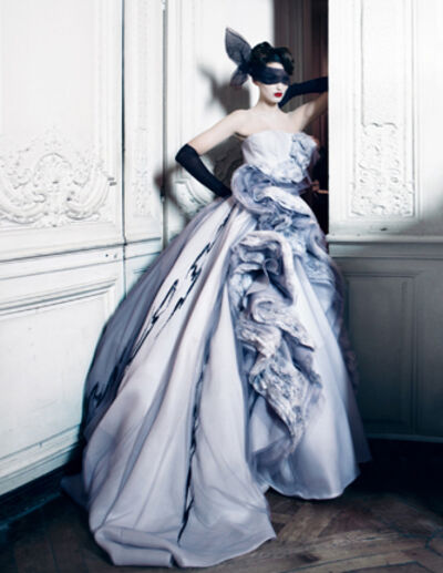 Patrick Demarchelier, 'Christian Dior Haute Couture, Spring/Summer 2011', 2011