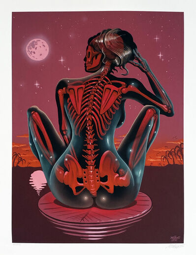 NYCHOS, ''Dark Side of the Moon'', 2020