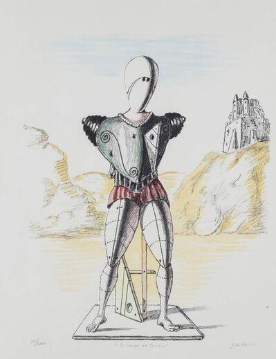 Giorgio de Chirico, 'Il risveglio del trovatore', 1972