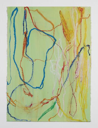 Anastasia Pelias, 'Automatic (green, red, yellow, blue)', 2008