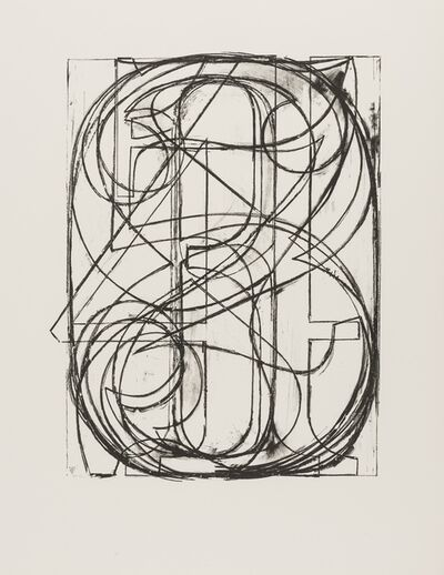 Jasper Johns, '0 Through 9', 1975