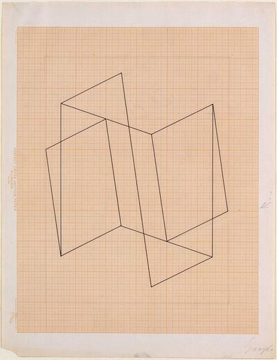 Josef Albers, 'Structural Constellation (JAAF 1976.3.1534)', 1955-1958