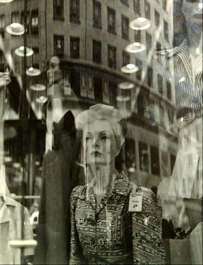 Lisette Model, 'Reflections', 1939-1945