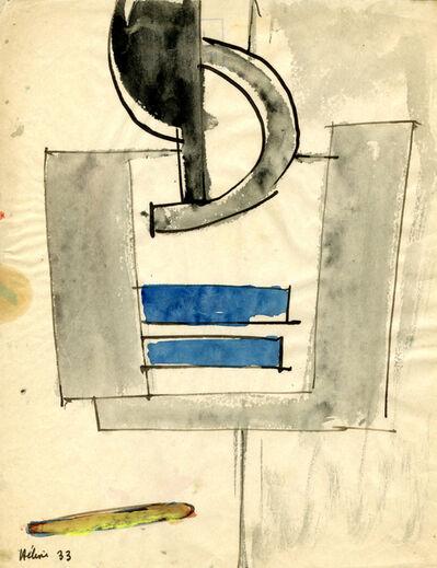 Jean Hélion, 'Untitled (Equilibrium)', 1933