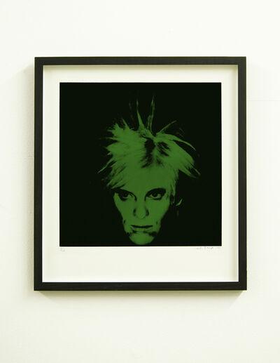 Gavin Turk, 'Fright Wig (Green)', 2011