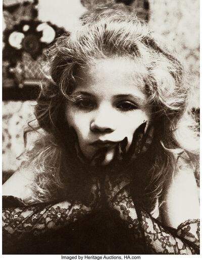 Irina Ionesco, 'Liliacées Langoureuses aux Parfums D'arbie (twenty five photographs)', 1974