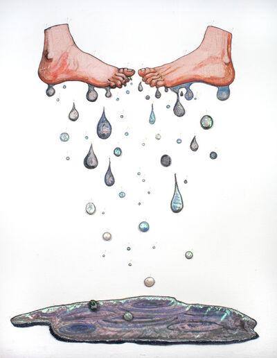 Gina Phillips, 'Sweaty Feet (Leakers)', 2011